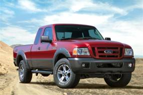 Ford Ranger (1999 - 2006) used car review