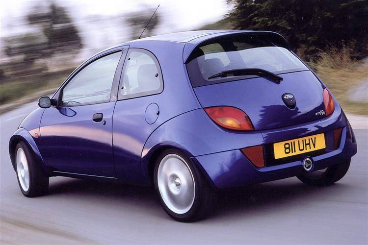 ford sportka 2003 2009 used car review review car. Black Bedroom Furniture Sets. Home Design Ideas