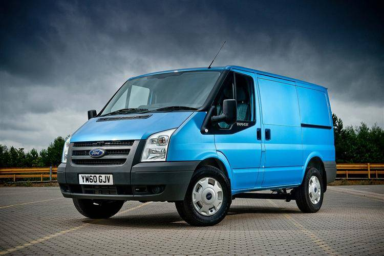 Ford Transit (2006 - 2013) review