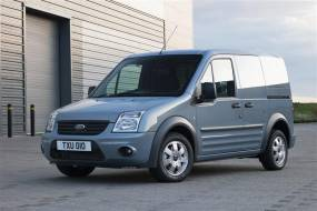 Ford Transit Connect (2002 - 2013) review