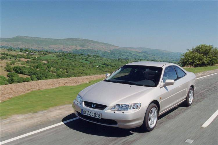 Honda Accord Coupe (1998 - 2001) review