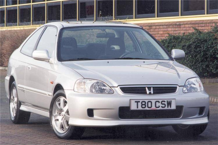 Honda Civic Coupe (1994 - 2002) review