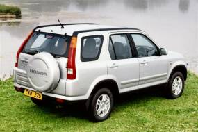 Honda CR-V (2002 - 2006) review