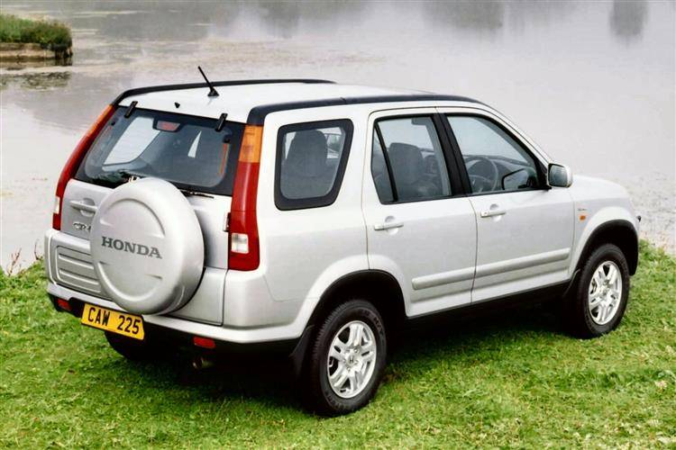 honda cr v 2002 2006 used car review review car review rac drive. Black Bedroom Furniture Sets. Home Design Ideas