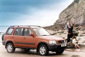 Honda CR-V (1997 - 2002) review