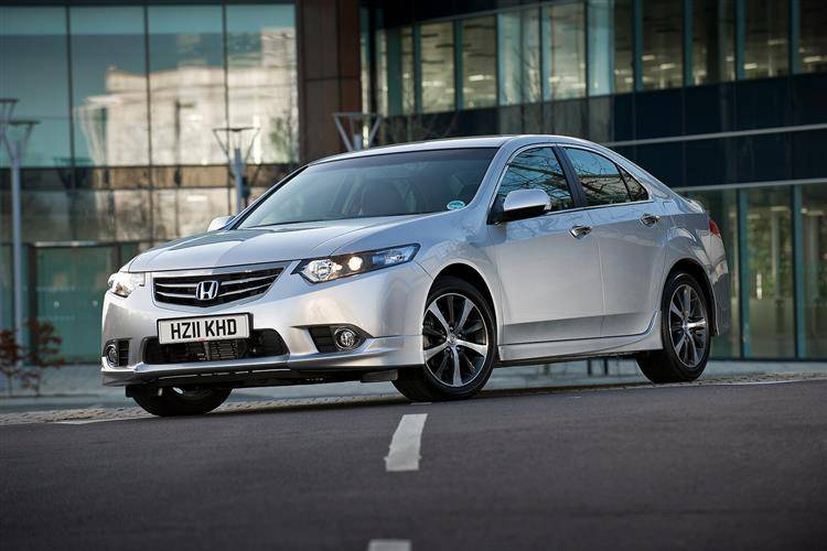 Honda Accord (2011 - 2015) review