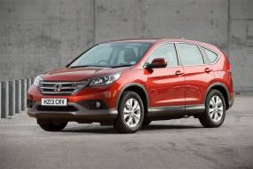 Honda CR-V (2013-2015) review