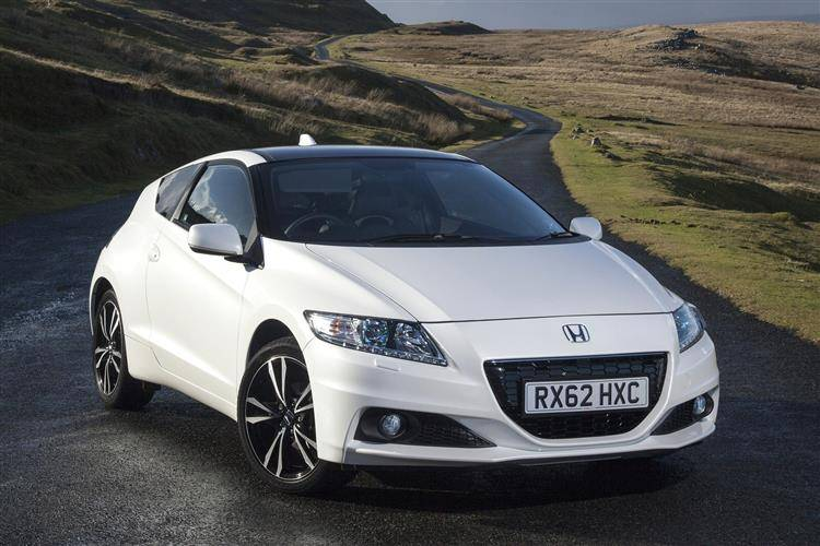 Honda CR-Z (2013 - 2014) review