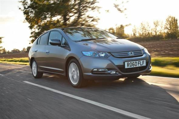 Honda Insight (2009 - 2014) review