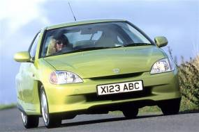 Honda Insight (2000 - 2004) review