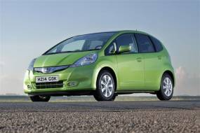 Honda Jazz Hybrid (2011 - 2015) review