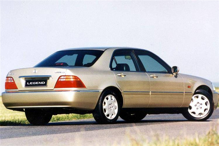 Honda Legend (1986 - 2004) review