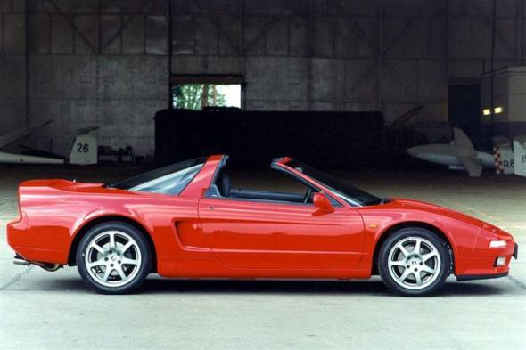 Honda NSX (1990 - 2005) review
