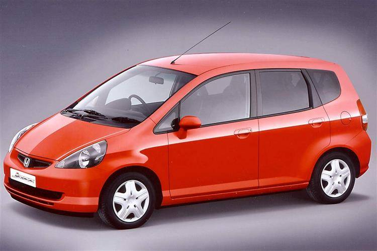 Honda Jazz (2001 - 2008) review