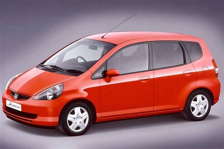 honda jazz 2001 2008 used car review car review rac drive. Black Bedroom Furniture Sets. Home Design Ideas