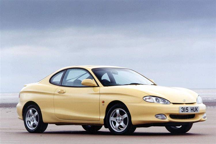 Hyundai Coupe (1996 - 2002) review
