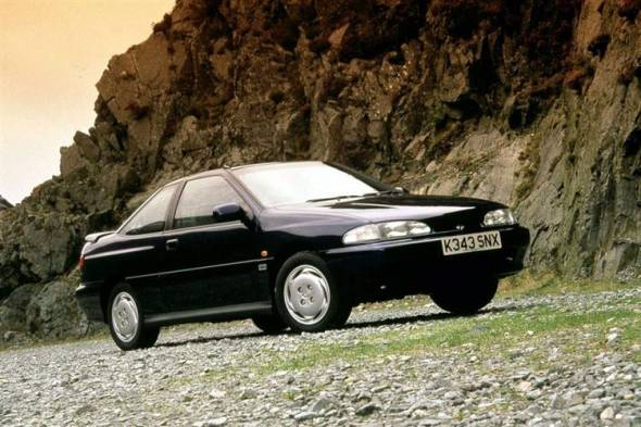 Hyundai S Coupe (1990 - 1996) review