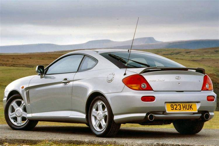 Hyundai Coupe (2002-2010) review