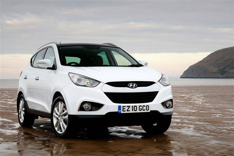 Hyundai ix35 (2010-2015) review