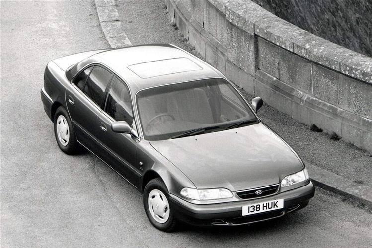 hyundai sonata 1989 2005 used car review review car. Black Bedroom Furniture Sets. Home Design Ideas