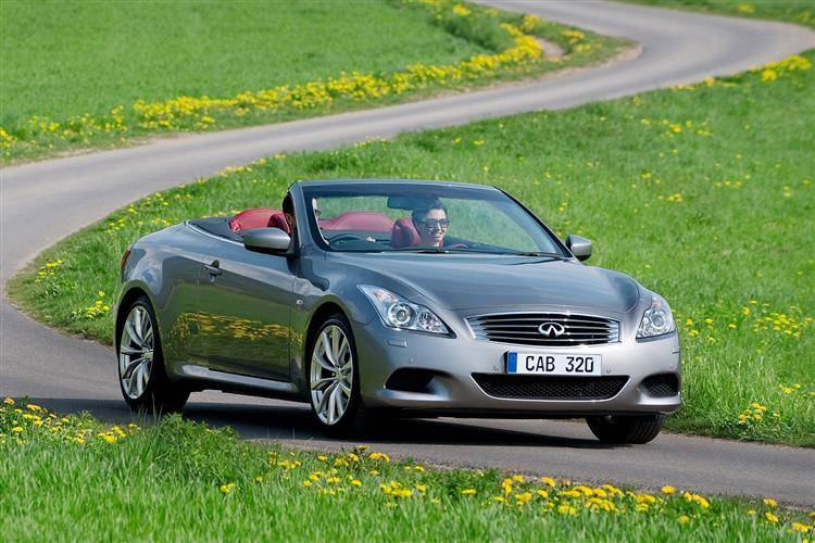 Infiniti G37 Convertible (2009 - 2013) review