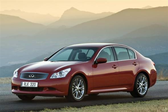 Infiniti G37 Saloon (2009 - 2013) review