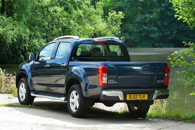 Isuzu D-Max (2012 - to date) review