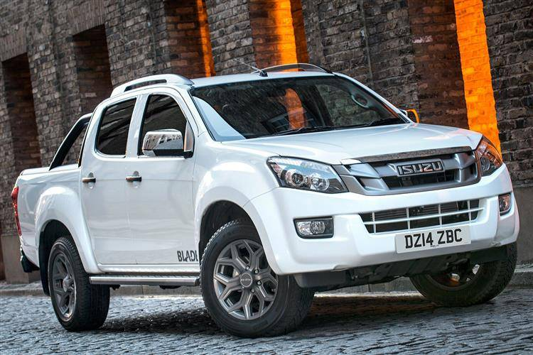 Isuzu D-MAX Blade (2014 to 2015) used car review