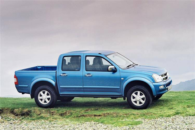 Isuzu Rodeo 2002 2012 Used Car Review Review Car