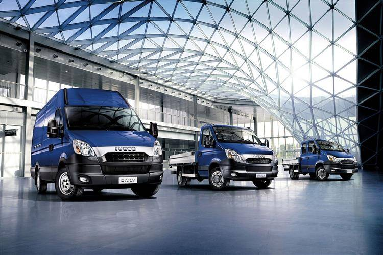 Iveco Daily (2011 - 2014) review