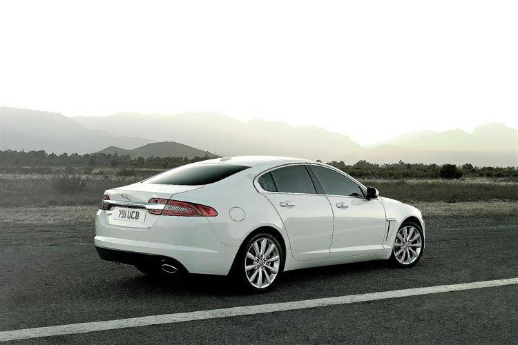Jaguar XF (2011 - 2015) review