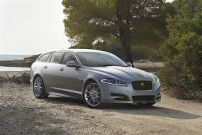 Jaguar XF Sportbrake (2012 - 2015) review
