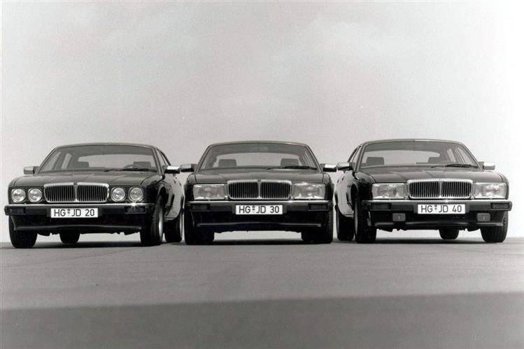 Jaguar XJ6 & XJ12 / Daimler (1986 - 1997) review