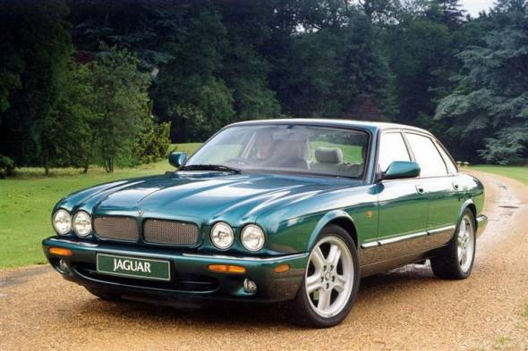 Jaguar XJ8 (1997 - 2003) review