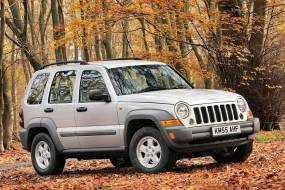 Jeep Cherokee (1993 - 2001) review