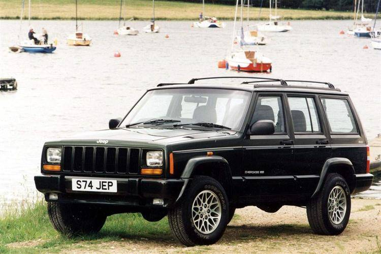 jeep cherokee 1993 2001 used car review review car review rac drive. Black Bedroom Furniture Sets. Home Design Ideas