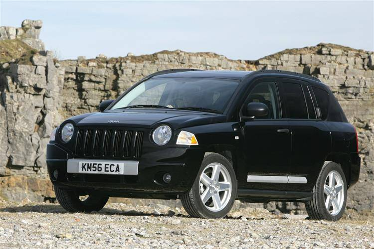 Jeep Compass (2007 - 2010) review