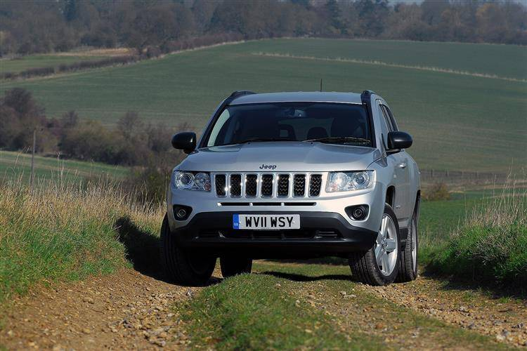 Jeep Compass (2011 - 2014) review