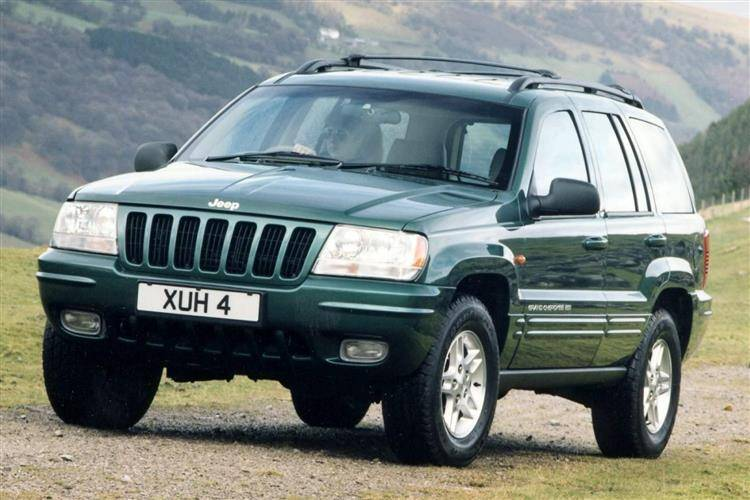 Jeep Grand Cherokee (1999 - 2005) review