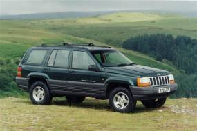 Jeep Grand Cherokee (1995 - 1999) review