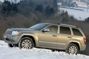 Jeep Grand Cherokee (2005 - 2011) review