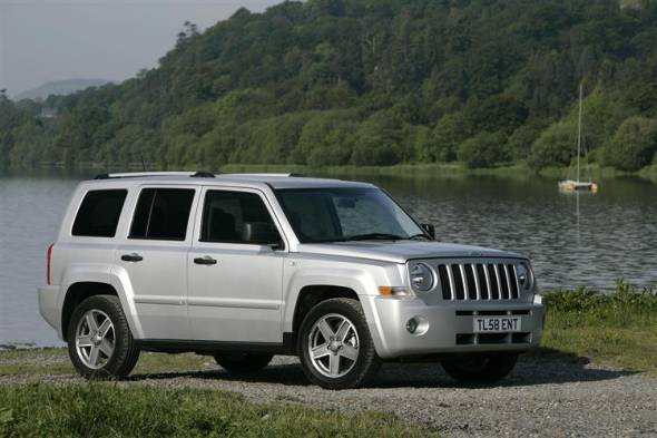 Jeep Patriot (2008 - 2011) review