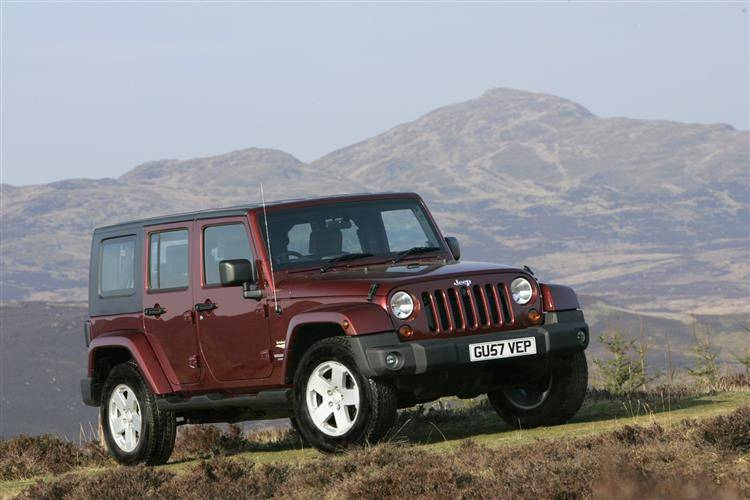 Jeep Wrangler (2007 - Date) review
