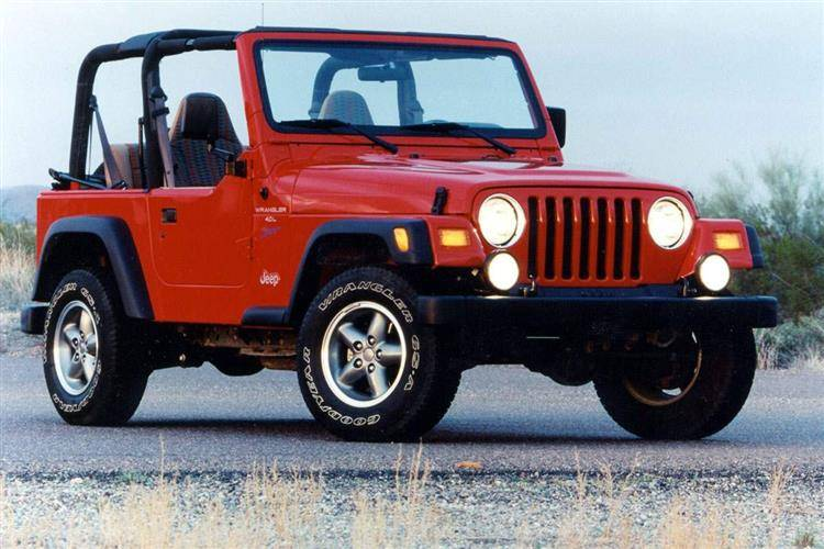 Jeep Wrangler 1996 2008 Used Car Review Review Car