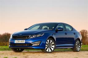 Kia Optima (2012 - 2015) review