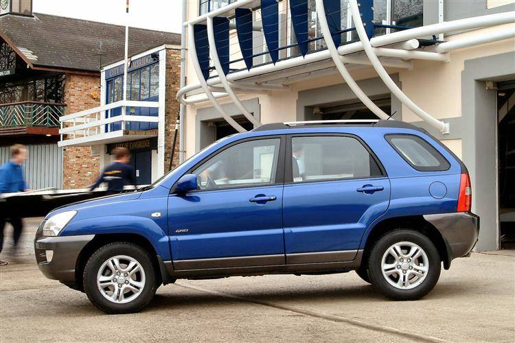 Kia Sportage (2005 - 2010) Used Car Review Review