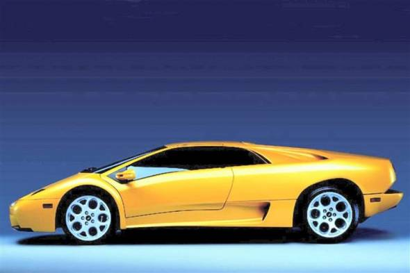 Lamborghini Diablo (1990 - 2001) review