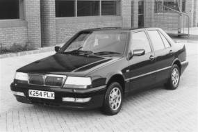 Lancia Thema (1986 - 1994) review