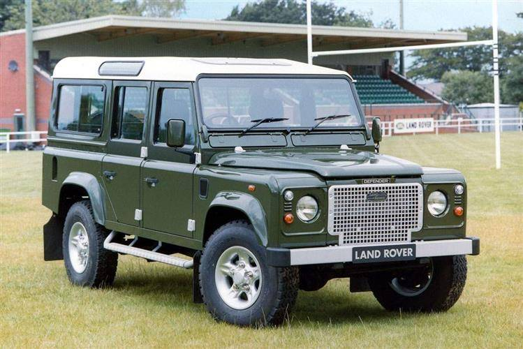 Land Rover Defender (1948 - 2012) review