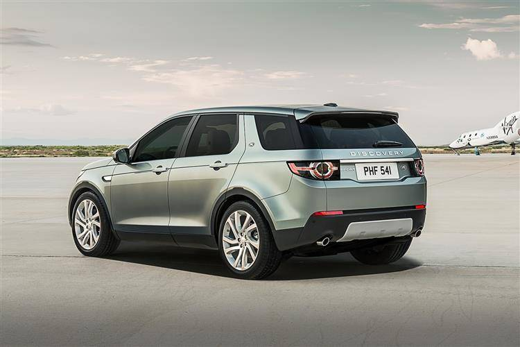 Land Rover Discovery Sport SD4 (2014 - 2015) review